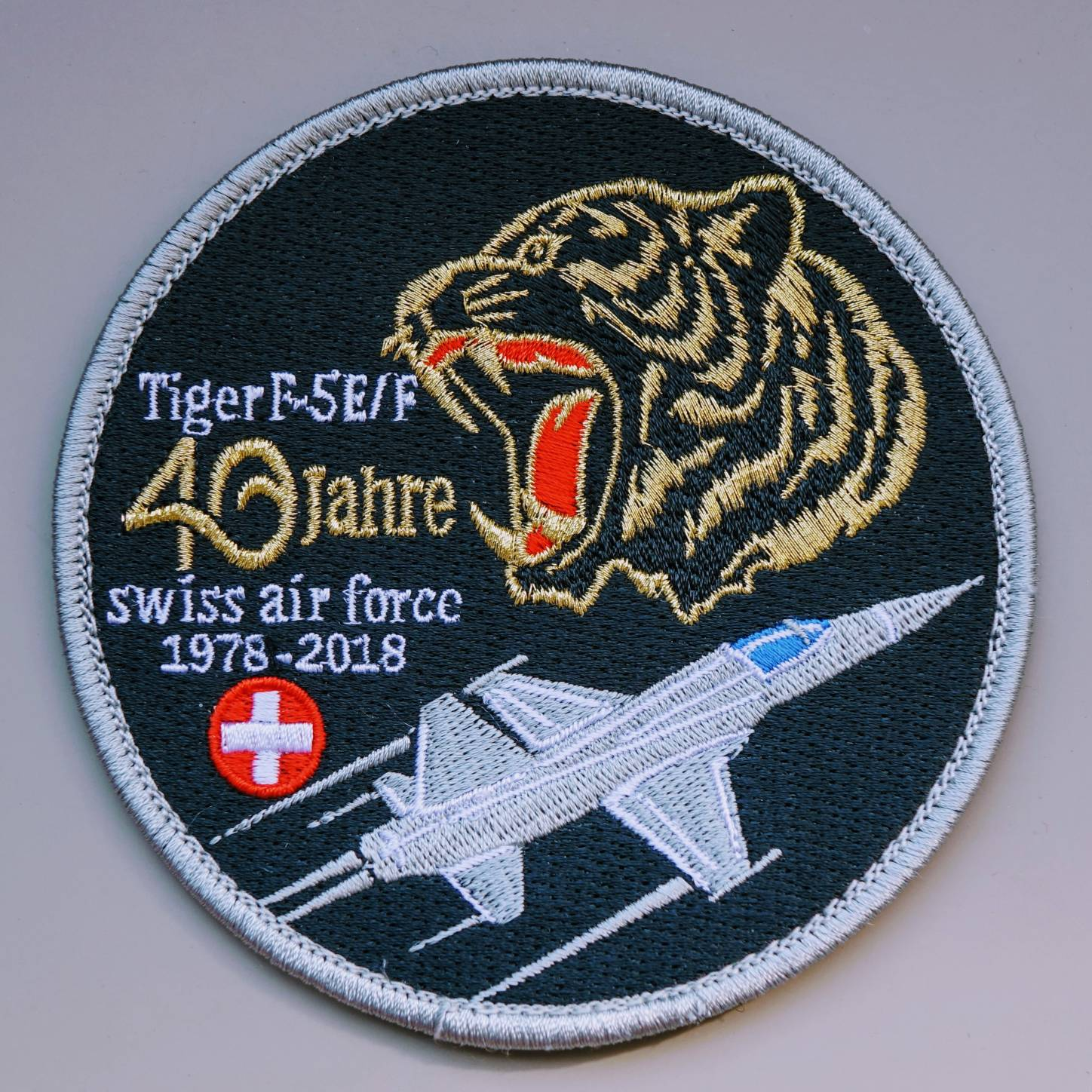regular embroidered patch 4
