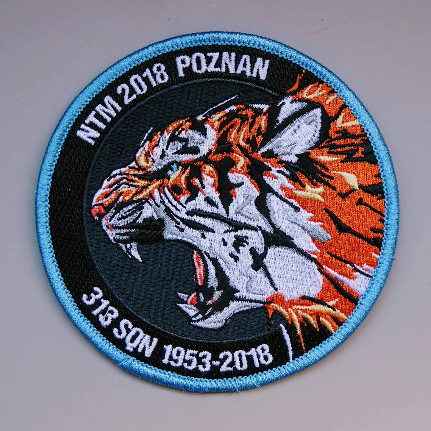 regular embroidered patch 7