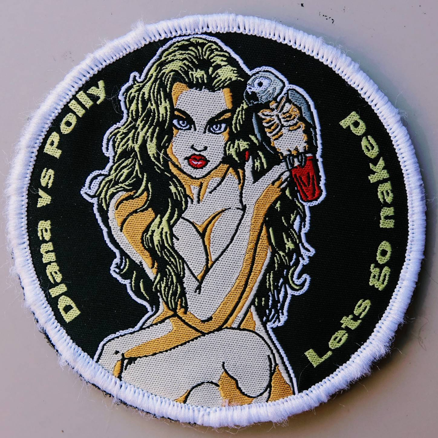 woven patch 1