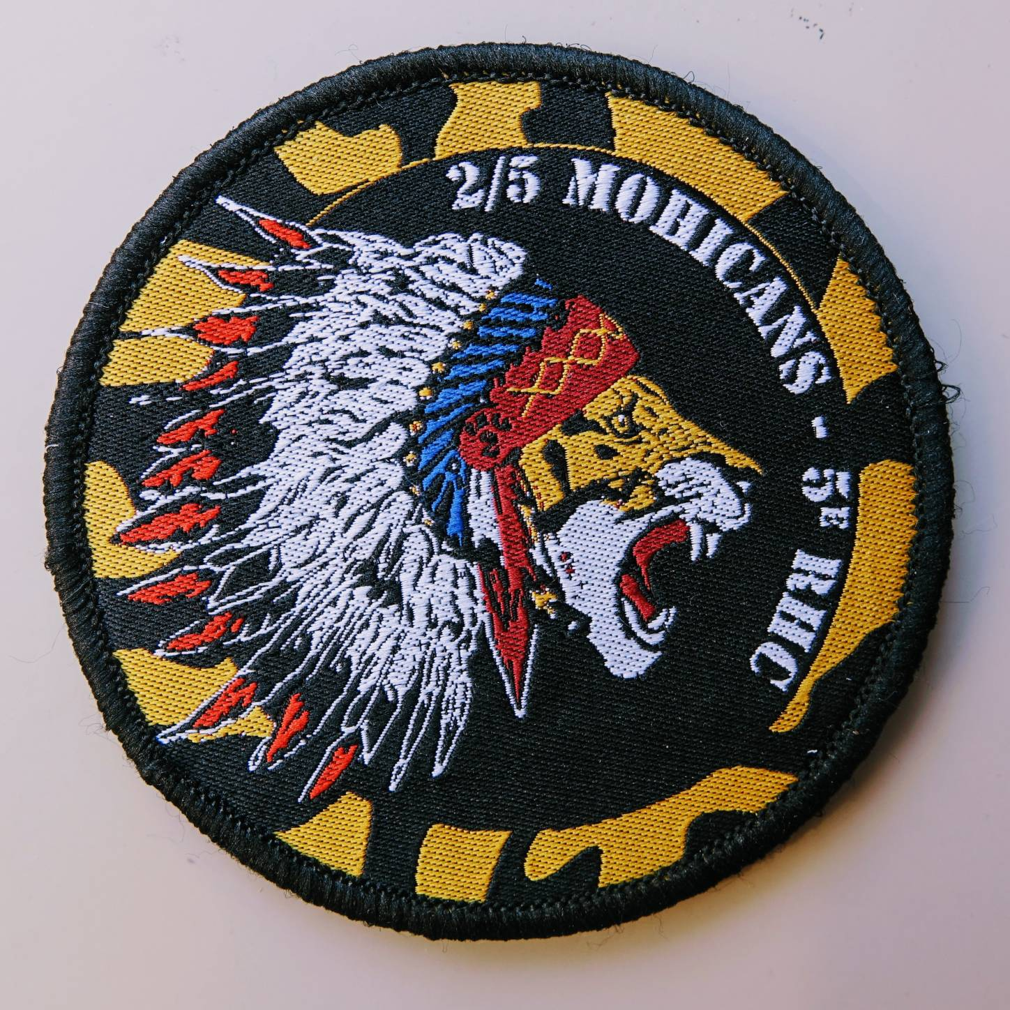 woven patch 2